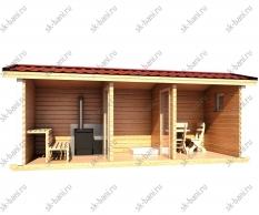 готовые бани в воронеже с доставкой и установкой цена до 100000 руб